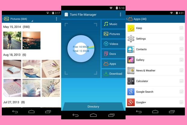 Tomi-File-Manager-for-android