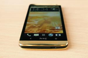 HTC-One-Gold