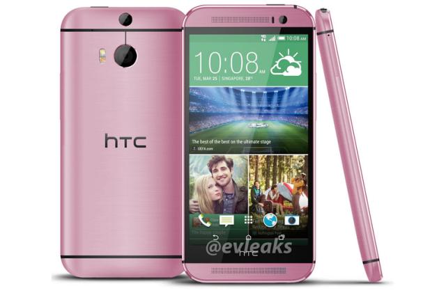 htc-one-m8-pink